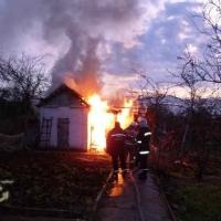 Садоводы будьте бдительны В Троицке поджигают садовые домики